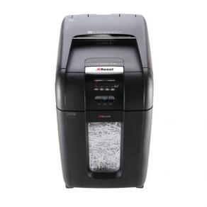 För 5 - 10 användare - Dokumentförstörare REXEL Auto+300X klass:4 ark:300