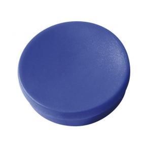 Magnetknapp Actual Blå, 25mm, 10/fp