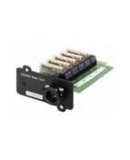 Eaton Industrial Relay Card - MS - UPS reläsockel - för Eaton