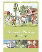 Väggkalender Klassiska Sverige -1733