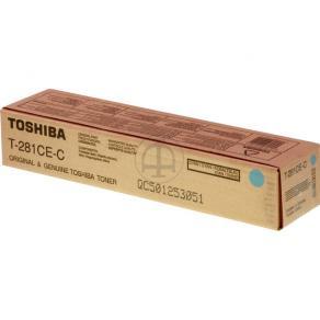 Toner TOSHIBA T-281-EC cyan