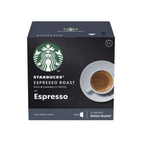 Kaffekapslar STARBUCKS Espres Dark 12/F