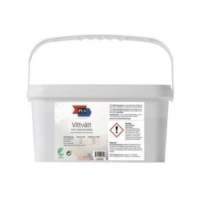 Tvättmedel PLS Vittvätt oparf. 5 kg