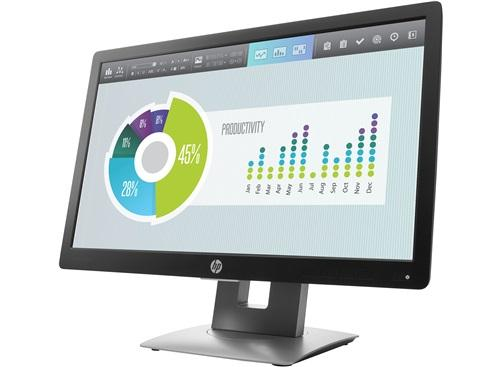 "HP EliteDisplay E202 - LED-skärm - 20"" (20"" visbar) - 1600 x 900"