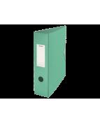 LAF Polyfoam Esselte Colour'Ice A4 75mm grön