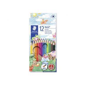 Färgpenna STAEDTLER Noris Club, 12 färger