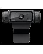 Logitech HD Pro Webcam C920 - Webbkamera - färg