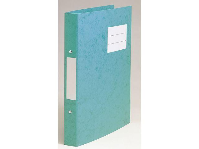 Ringpärm Papp A4 Grön, 23mm