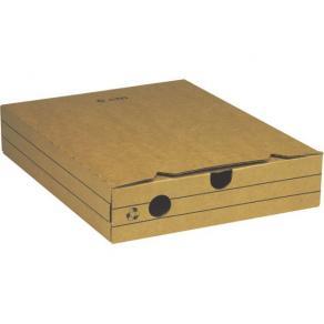 Arkivbox A4, wellpapp, 6cm