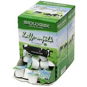 Kaffemjölk och kaffegrädde - Kaffemjölk Ekologisk 100/FP