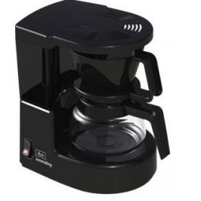 Kaffebryggare MELITTA Aromaboy® Auto Off, Svart