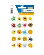 Herma stickers Magic blommor (1)