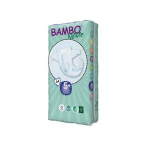 Blöja BAMBO Nature Jr 5+ 15-25kg 44/FP