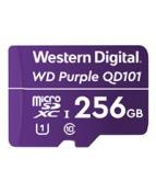 WD Purple SC QD101 WDD256G1P0C - Flash-minneskort - 256 GB