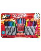 Sharpie Fine märkpenna 1,0mm ass (21)