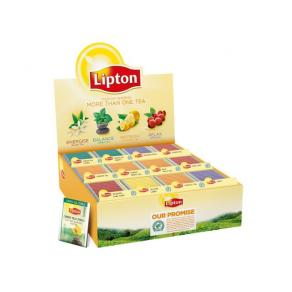 Te Lipton Sortimentskartong, 12 sorter, 180/fp