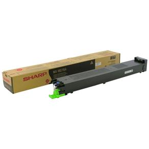 Toner SHARP MX-18GTBA svart