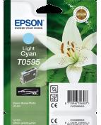 Bläckpatron EPSON C13T05954010 ljuscyan