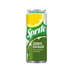 Dricka SPRITE ZERO Burk 33cl