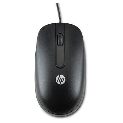 HP - Mus - optisk - kabelansluten - PS/2 - för