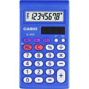Grundskoleräknare CASIO SL-450S