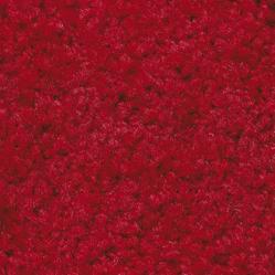 Torkmatta Classic 85x300cm solid röd
