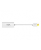VISION Professional installation-grade USB-A to RJ45 Ethernet