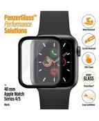 PanzerGlass Apple Watch Series 4/5, Black (40 mm)