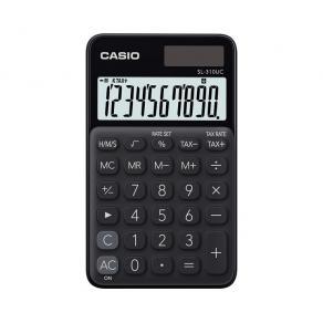Miniräknare CASIO SL-310UC Svart