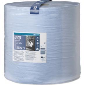 Industritorkrulle TORK Stor blå Plus W1/2/3