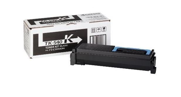 Kyocera TK 540K - Svart - original