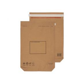 E-Handelspåse papper 480x380x80mm 100/F