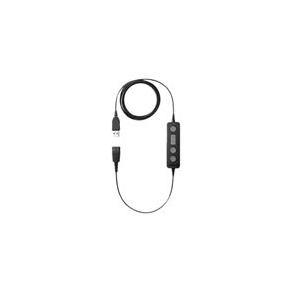 Jabra LINK 260 - Headset-adapter - USB (hane) till