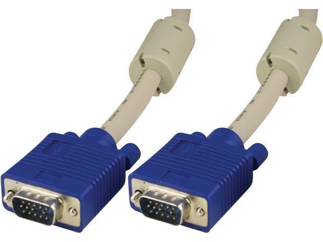 Kabel DELTACO Bildskärm VGA, 10m