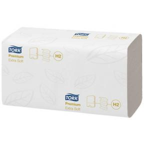 Pappershandduk TORK Xpress Premium H2, extra soft, 2100/FP
