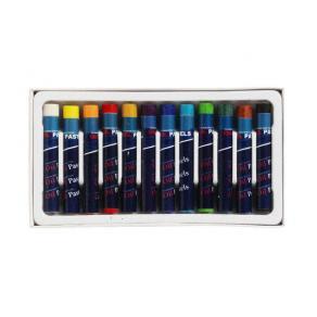 Oljepastellkrita 12 färger