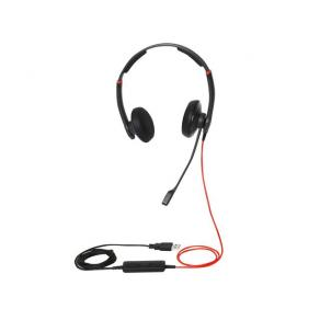 Headset FLEX redline R5 USB duo MS Cert