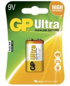 Batteri GP Ultra 6Lf22 9V