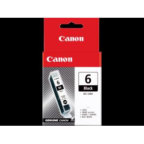 Canon BCI-6BK - Svart - original - bläcktank