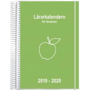 Lärarkalendern 20-21 Förskolan