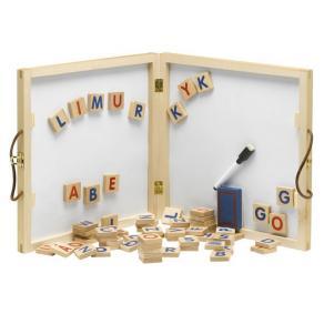 Alfabetstavla whiteboard