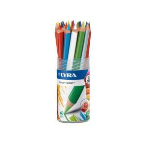 Färgpenna LYRA Super Ferby, 18/fp