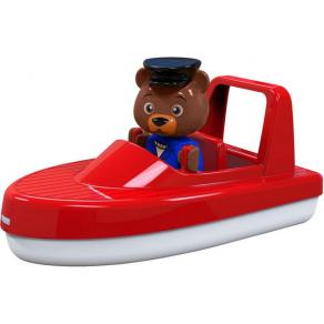 Båt AQUAPLAY båt och 1 figur