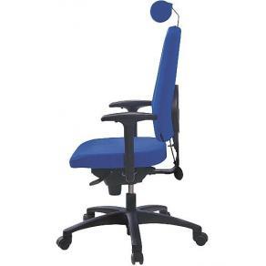 Kontorsstolar - Kontorsstol LD6340 blå utan svankstöd