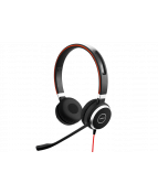 Headset Jabra Evolve 40 UC stereo 3.5mm/USB