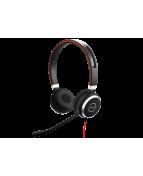Headset Jabra Evolve 40 UC stereo 3.5mm/USB