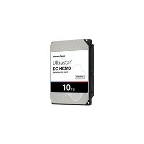 WD Ultrastar DC HC510 HUH721010AL5201 - Hårddisk - krypterat