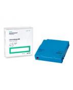 HPE - LTO Ultrium 9 - 18 TB / 45 TB - skrivbara etiketter