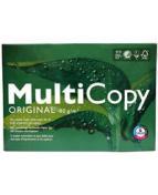 MultiCopy papper A4 80g ohålat expressbox