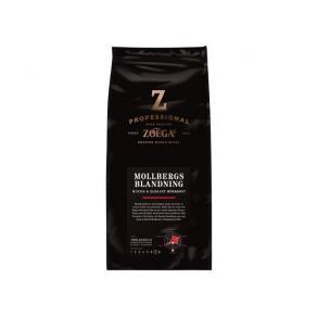 Kaffe Zoega, Mollbergs Hela Bönor, rund mustig, 750g